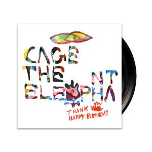 Thank You Happy Birthday Vinyl