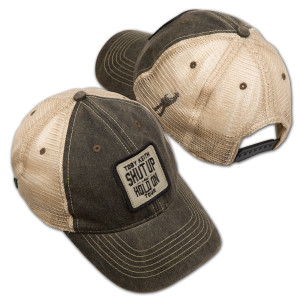"""Toby Keith """"Shut Up & Hold On"""" Trucker Cap"""