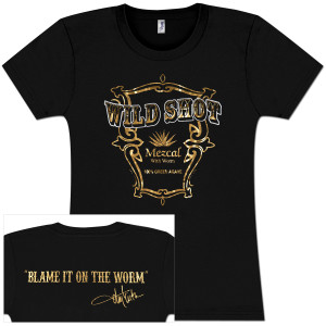 Toby Keith Wild Shot Womens T-Shirt
