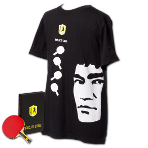 Killerspin Practical Dreamer Table Tennis Paddle/T-Shirt Bundle