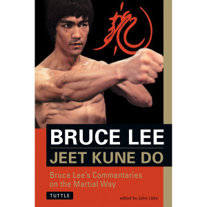 XL Bruce Lee Jeet Kune Do Book