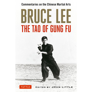 XL Bruce Lee The Tao of Gung Fu Book