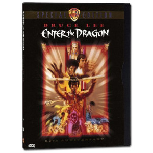 Bruce Lee Enter The Dragon DVD