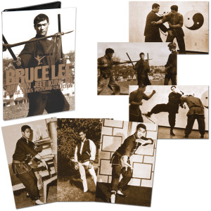 Bruce Lee JFJKD Seattle Series Postcard Collection