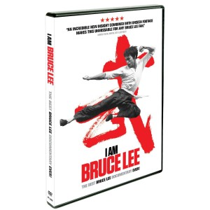 I Am Bruce Lee DVD