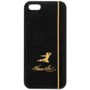 Bruce Lee Yellow Kick Logo iPhone 5/5S Case