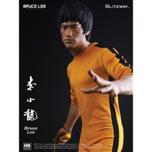 Bruce Lee Ltd Edition 40th Anniversary Statue by BLITZWAY
