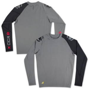 Bruce Lee Tanto L/S Compression Top by RYU