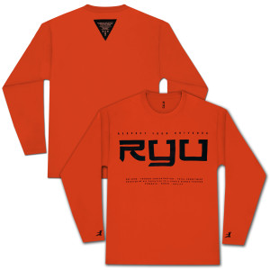Bruce Lee Classic L/S Top by RYU