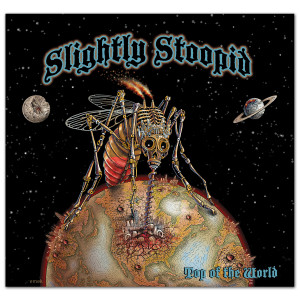 Slightly Stoopid - Top of the World CD