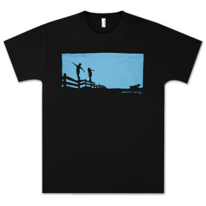 Explosions in the Sky Men's Fence T-Shirt