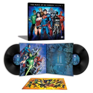 The Music of DC Comics: Volume 2