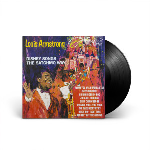 Louis Armstrong / Disney Songs the Satchmo Way