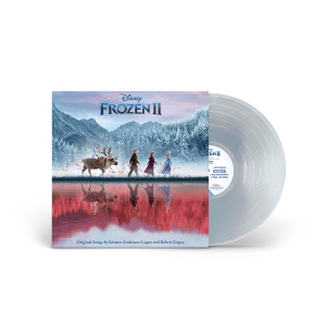 Frozen 2 Crystal Clear LP