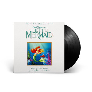 Little Mermaid 30th Anniversary Vinyl