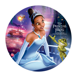 Princess and the Frog Vinyl Picture Disc