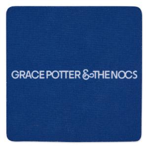 Grace Potter & The Nocturnals Blue Square Coasters