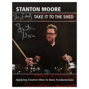 Signed 'Take it to the 'Shed' PASIC Handout