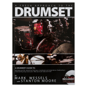 A Fresh Approach To The Drum Set Book