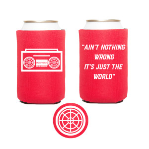 Aint Nothing Wrong Can Cooler - Red