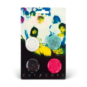 Cut Copy Button Pack