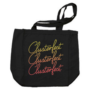 Colossal Clusterfest Tote Bag