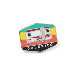 Calexico Pin