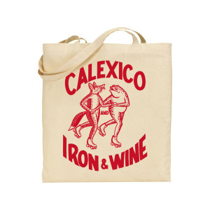 Calexico and Iron & Wine Fox and Toad Tote