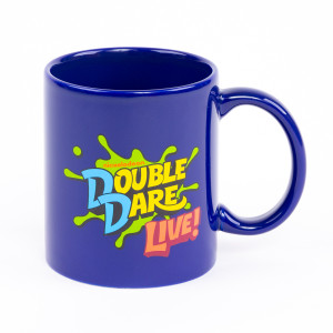 Double Dare Live Mug - Blue