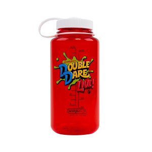 Double Dare Live Nalgene Water Bottle - Red