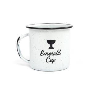 Emerald Cup Enamel Cup