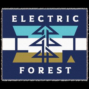 EF Logo Blanket