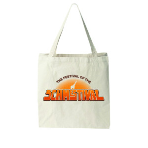 Schmestival Logo Tote Bag