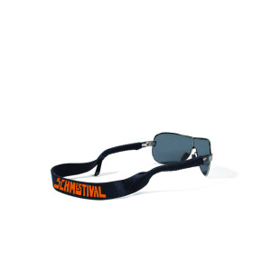 Schmestival Logo Croakies XL
