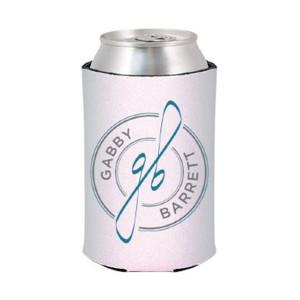 Gabby Barrett Logo Can Cooler