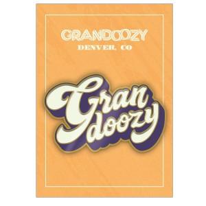Grandoozy Lapel Pin