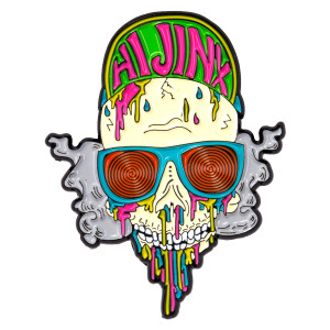 Hijinx Event Pin - SKULL
