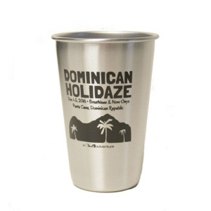 Dominican Holidaze 2016 Steel Pint