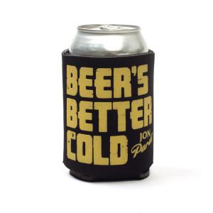 Jon Pardi Beer's Better Cold Koozie