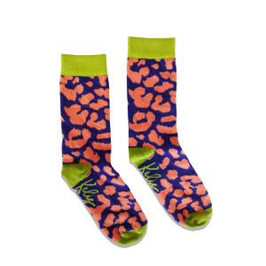 Kelis Leopard Socks