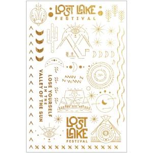 Temporary Tattoo Sheet