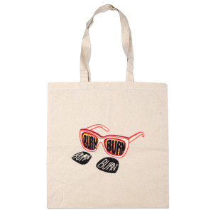 MS MR White Tote