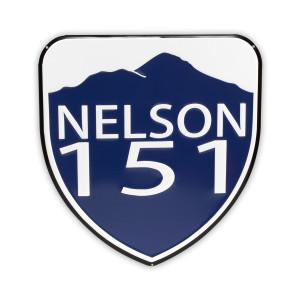 Nelson 151 Tin Tacker Sign
