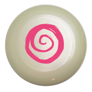 Spiral Frisbee