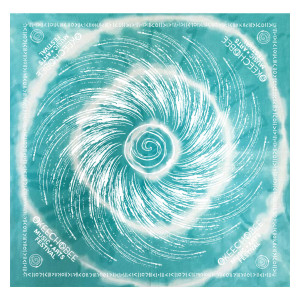 Centric - Circle Mint Bandana