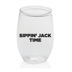 Sippin' Jack Time Wine Cup