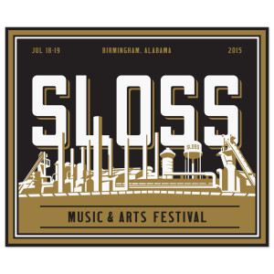 Sloss Music & Arts Festival 2015 Blanket