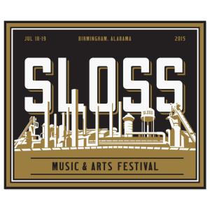 Sloss Music & Arts Festival 2015 Blanket