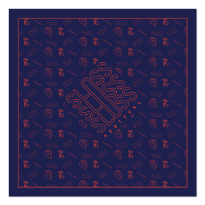 Sloss Music & Arts Festival 2017 Bandana