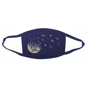 Birds Mask – Navy
